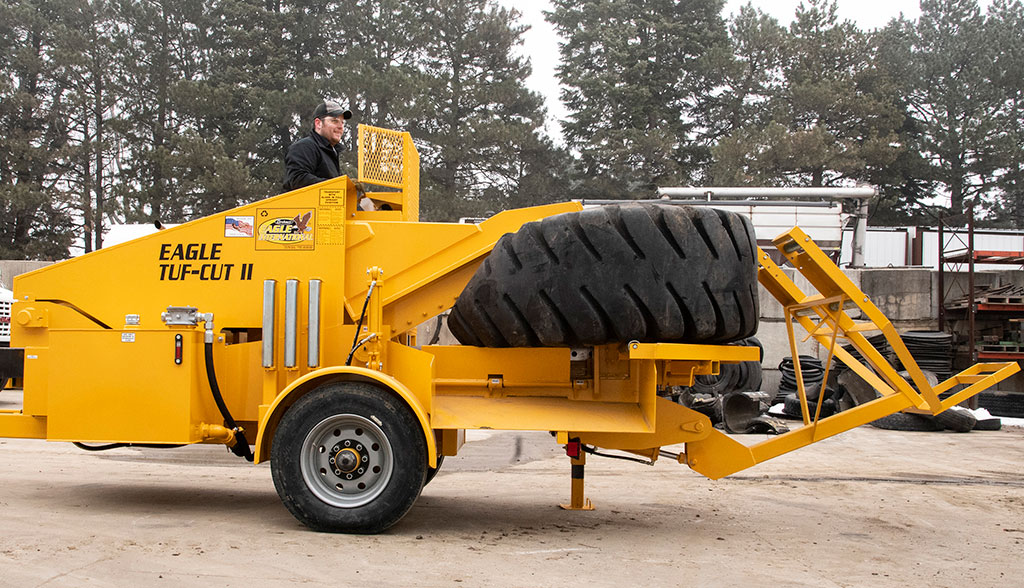 2019 Equipment Spotlight in American Recycler News